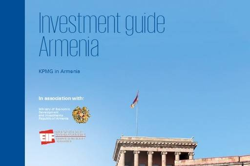 Investment guide Armenia