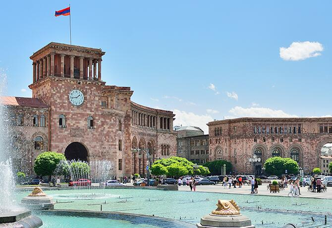 Armenia: Great Country, Smart Opportunities