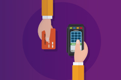 Retail credit card transaction – Illustration