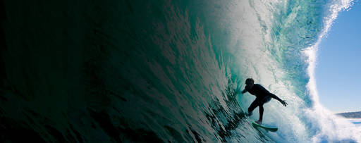 Surfing the wave of change