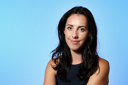Jess Ellerm, Co-founder and CEO of Zuper