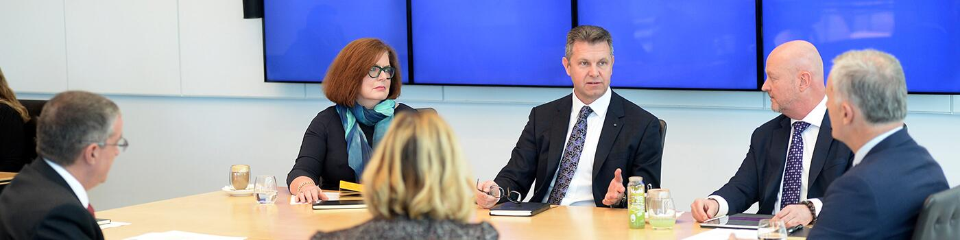 AFR roundtable discussions – October 2019