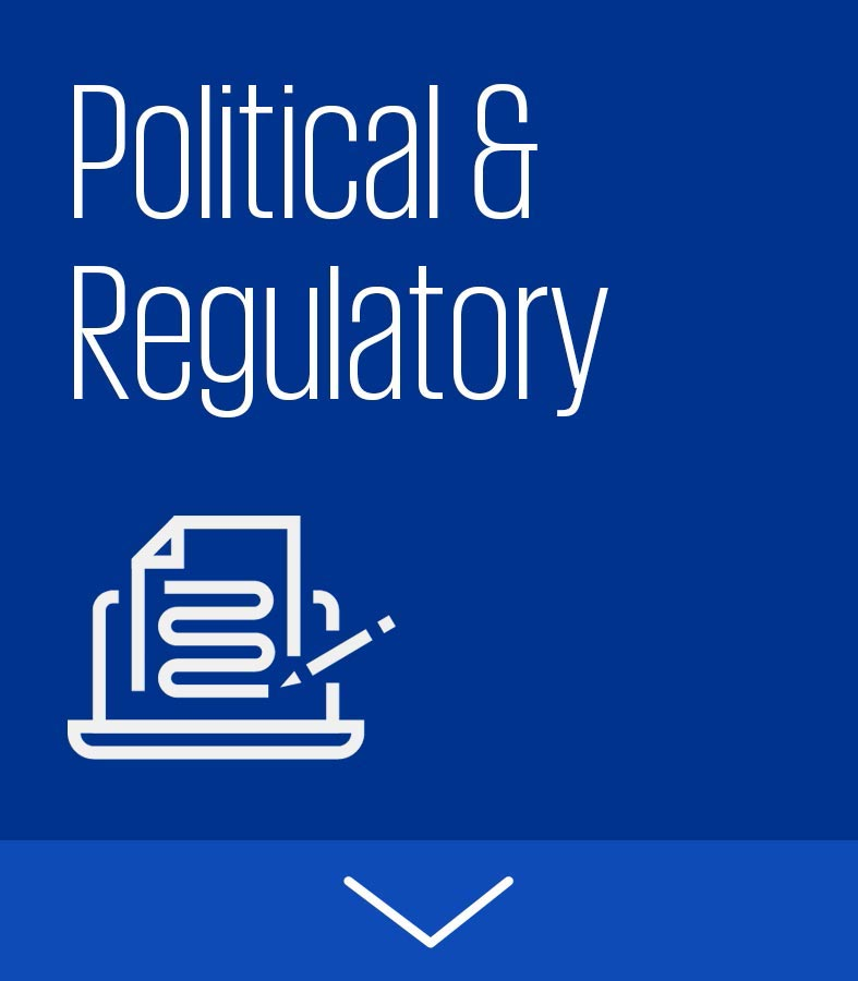 Political and Regulatory predictions