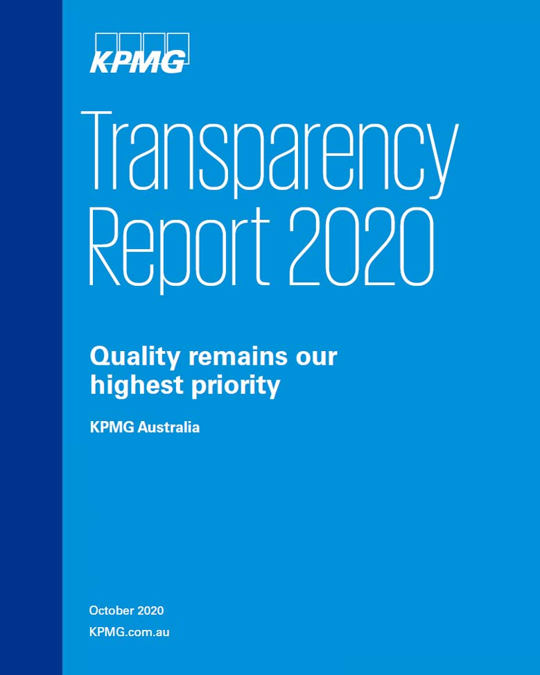 Transparency Report 2020