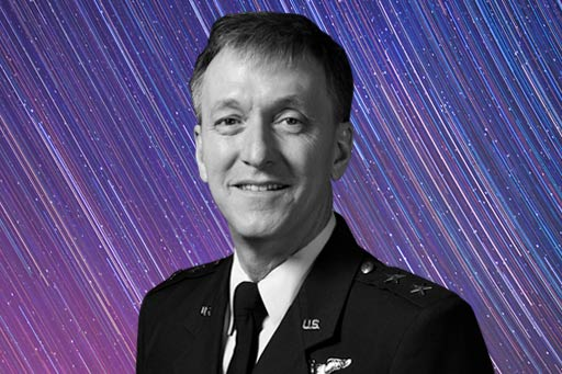 Dr Josef Schmid - Flight Surgeon,  NASA, Major General,  United States Air Force Reserves