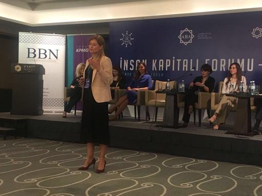 KPMG-in-Azerbaijan-at-Human-Capital-Forum-2018