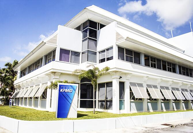 KPMG Barbados office building