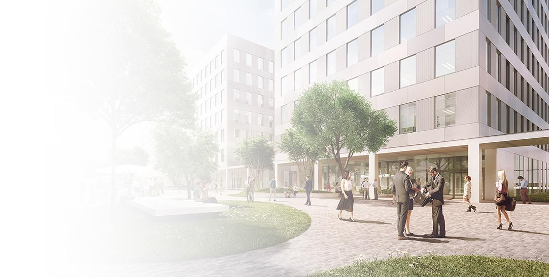 KPMG opens offices at Post X Site in Antwerp