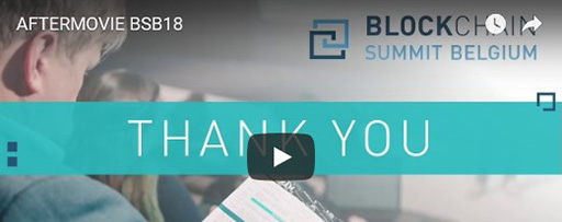 Blockchain Summit Belgium, 13 March