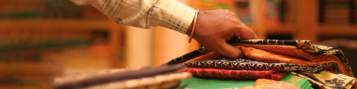 In retail, touch really can be golden