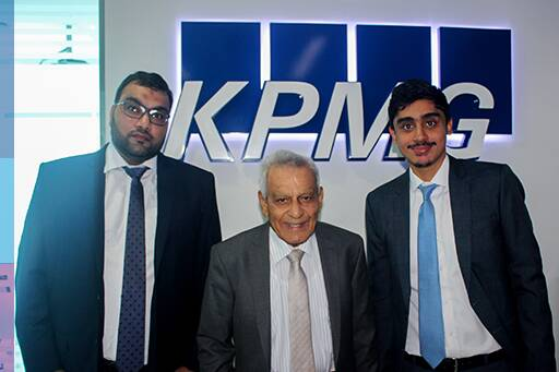 160 Bahraini staff benefit from KPMG Bahrain's Jassim Fakhro Fund program