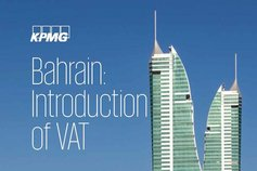 Bahrain Introduction of VAT