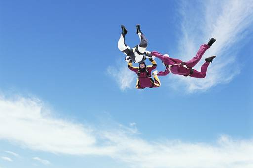 skydive group