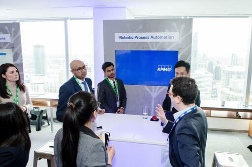 kpmg catalyst event toronto