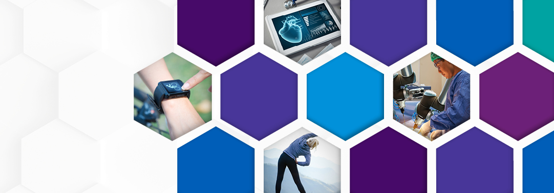 Healthcare and wellness enabled by various technologies