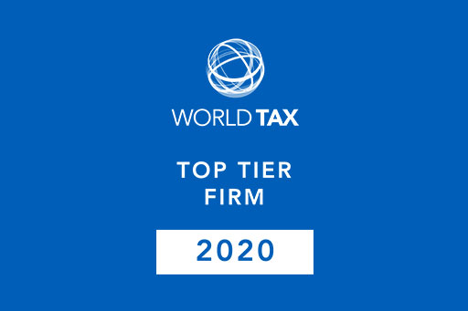 World Tax Award