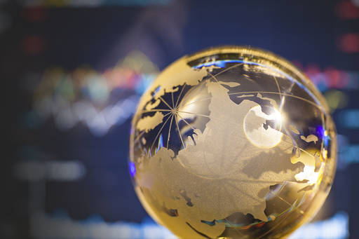 stock data behind gloden crystal global ball