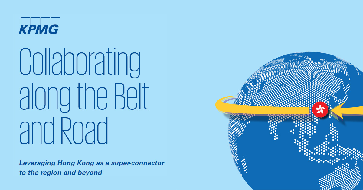 Collaborating along the Belt and Road | KPMG | CN