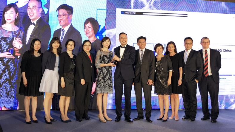 2018 HR Asia Best Companies to Work for in Asia