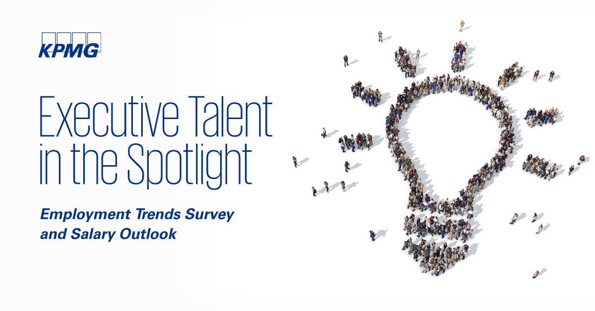 Executive Talent in the Spotlight - KPMG China