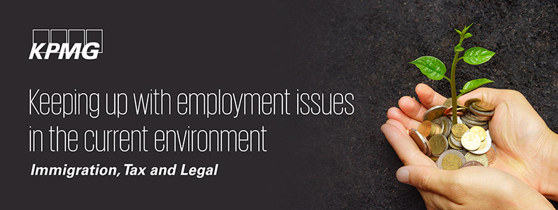 Protecting Your Staff and Your Business – Employment Tax Considerations during Challenging Times