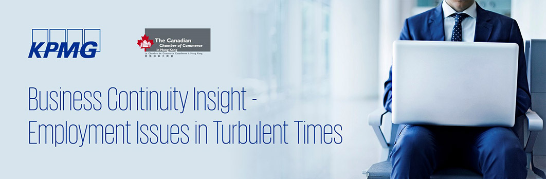 Business Continuity Insight - Employment Issues in Turbulent Times