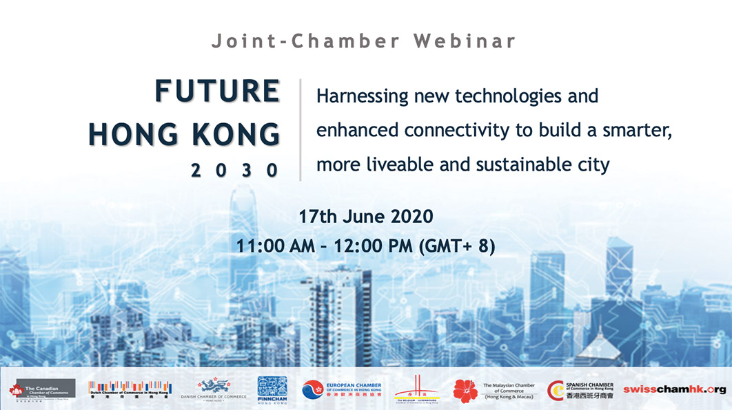 Future Hong Kong 2030: Harnessing new technologies and enhanced connectivity to build a smarter, more liveable and sustainable city