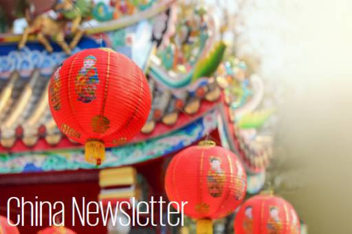 China Newsletter