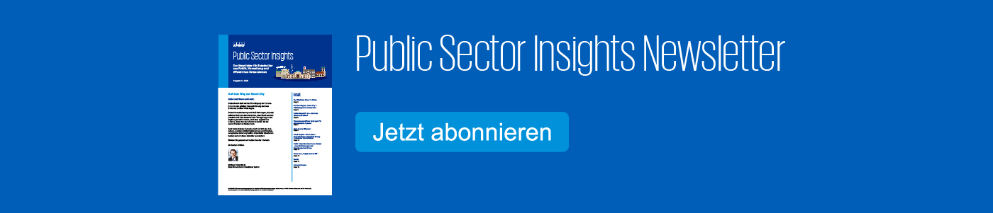 Public Sector Insights Newsletter