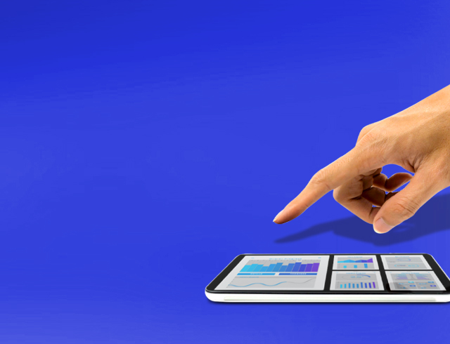KPMG Tablet Animation