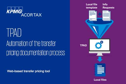 TPAD: Automation of the transfer pricing documentation