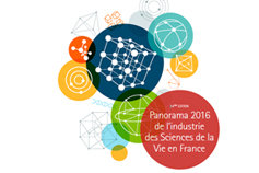 Panorama 2016 de l'Industrie des Sciences de la Vie en France - France Biotech & KPMG