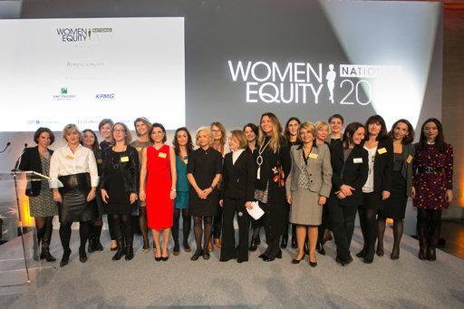 Lauréates du Palmarès national Women Equity 2016