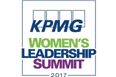 KPMG Women's Leadership Summit 2017
