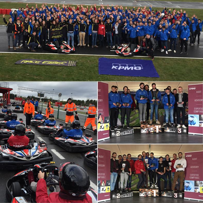 Karting Race Essec, Trophée KPMG