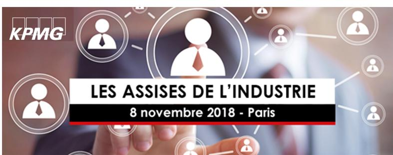 Les Assises de l'Industrie - Paris