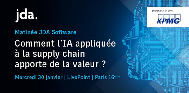 Comment l'Intelligence Artificelle appliquée à la supply chain apporte de la valeur ?