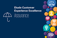 Étude Customer Experience Excellence – Assurance