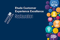 Étude Customer Experience Excellence – Restauration