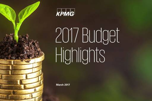 2017 Budget Highlights