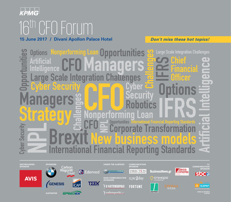 16th CFO Forum