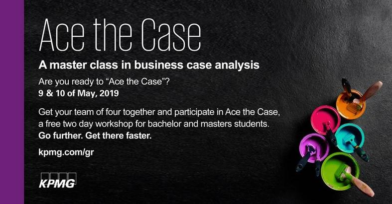 Ace the case 2019