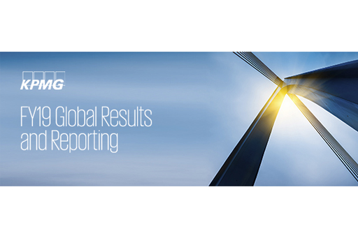 FY19 Global Results and Reporting
