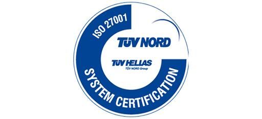 TUV Hellas system certification