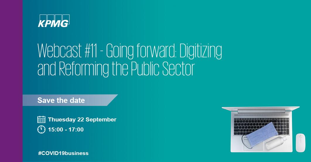 webcast 11 going forward digitizing and reforming the public sector