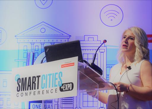 "Siana Kyriacou at 6th ""Smart Cities"" Conference"