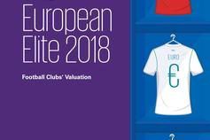 KPMG Football Clubs Valuation 2018