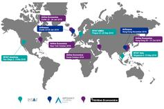 Global meeting points - aviation