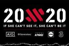 20x20 - a new initiative for women in sport.