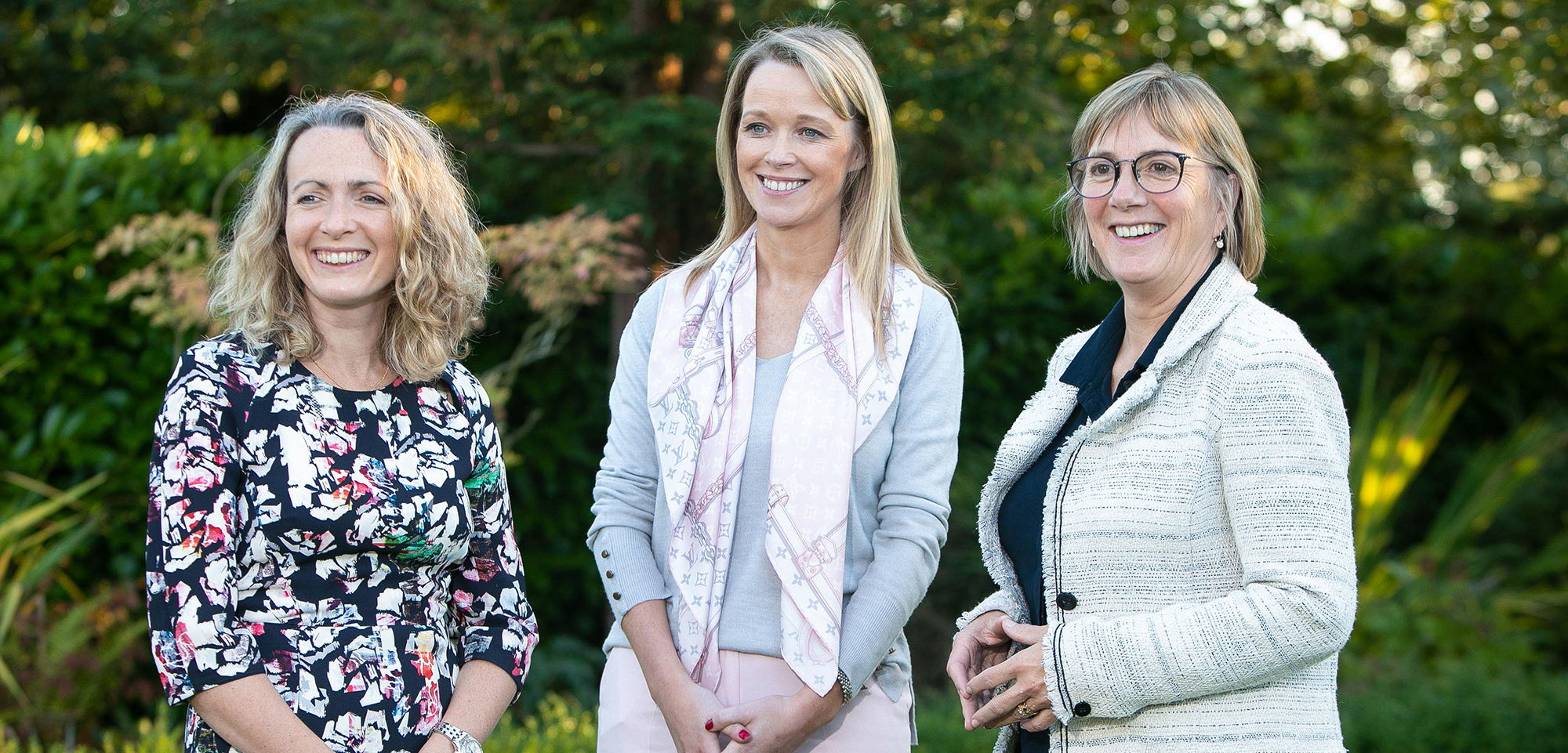 Pictured (L to R) are KPMG Partner Olivia Lynch Mary O'Brien, CEO videoDoc and Julie Sinnamon, CEO Enterprise Ireland.